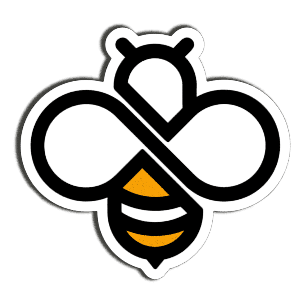 Sticker Bee